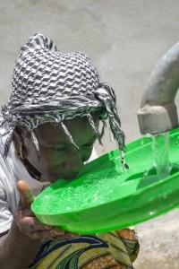 Togo – Région de Dapaong : puits de Namongue, nouvellement construit par La Jarc, partenaire du SC.