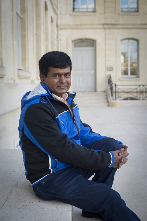 Costa Sukleash Georges : Coordinateur du projet Safbin au sein de Caritas Bengladesh